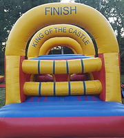 Velcro Assault Course