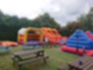Inflatable Birthday Party