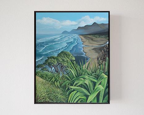 Piha Beach - SOLD