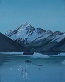 Resonance Mt Cook Twilight