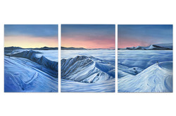 Coronet Sunrise Triptych