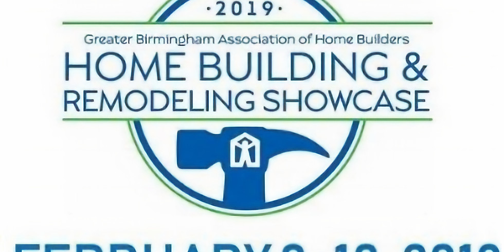 2019 GBAHB Home Building & Remodeling Showcase