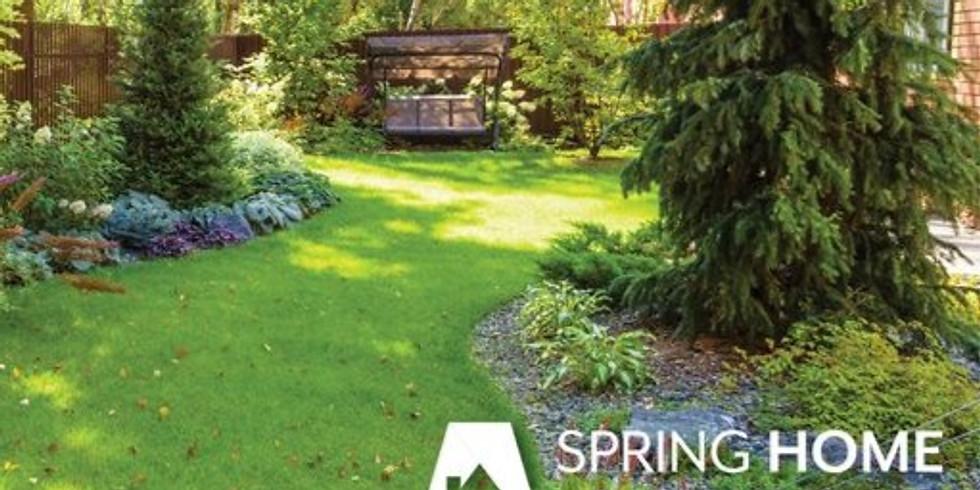 2021 Spring Home + Garden Show