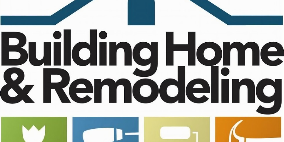 2019 Spring Building Home & Remodeling Show