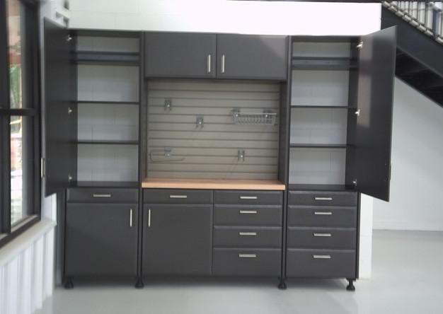 Garage System Installed in Decatur, AL