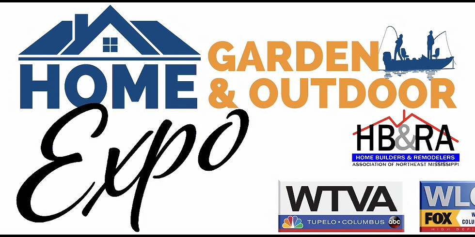 2021 North Mississippi Home, Garden, and Outdoor Expo
