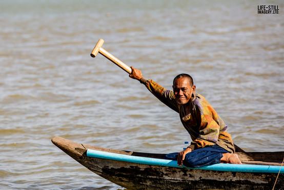 """""""Oh Captain, My Captain"""" Phnom Penh, Cambodia (2018)"""