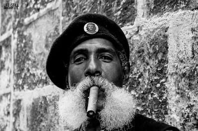 """""""Che lives"""" Havana, Cuba (2006)"""