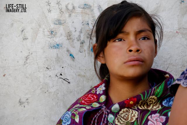 """""""La niña"""" Zinacantán, Chiapas, Mexico (2017)"""