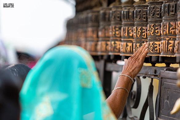"""The Tantric Touch"" Kathmandu, Nepal (2019)"