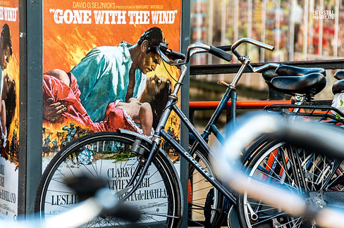 """""""Gone with the Wind"""" Amsterdam, Holland (2014)"""
