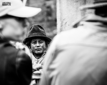 """Observing the Other"" Guayama San Pedro, Ecuador (2015)"