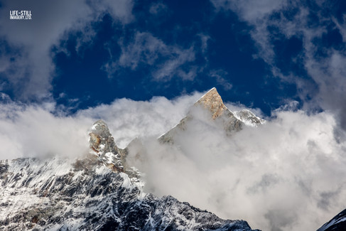 """Reach for the Clouds"" Annapurna Sanctuary, Nepal (2019)"