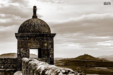 """""""Castles in the Sky"""" San Vicente de la Sonsierra, Spain (2014)"""