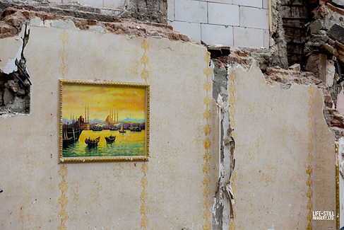 """""""A Painting of Istanbul"""" Istanbul, Turkey (2019)"""