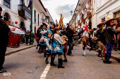 """Inti Raymi"" Cusco, Peru (2015)"
