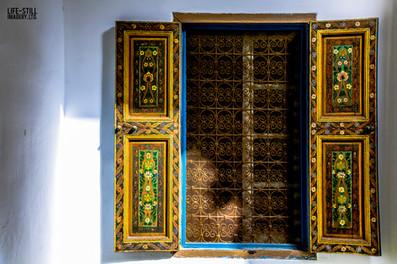 """The Harem's View"" Marrakech, Moroco (2017"