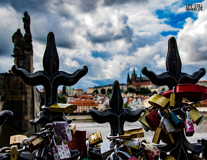 """Love on the Danube"" Prague, Czech Republic (2017)"