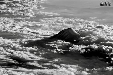 """""""Above the Clouds"""" Citlatépetl, Mexico (2017)"""