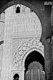 """""""Ottoman Arches"""" Casablanca, Morocco (2017)"""