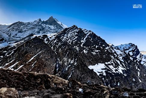"""Clear Skies"" Annapurna Sanctuary, Nepal (2019)"