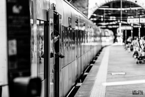 """On-time departure"" Porto, Portugal (2019)"