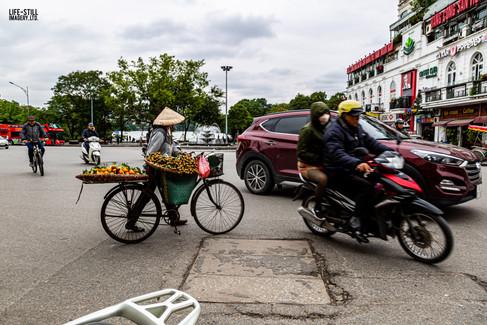"""The Crossroads"" Hanoi, Vietnam (2018)"