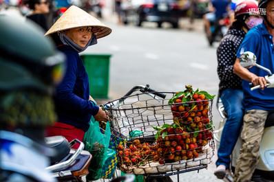 """The Rambutan Seller"" Ho Chi Minh City, Vietnam (2018)"