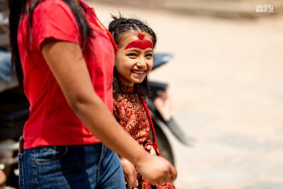 """""""That smile"""" Kathmandu, Nepal (2019)"""