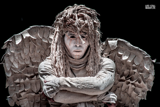 """The Fallen Angel"" Mexico City, Mexico (2016)"