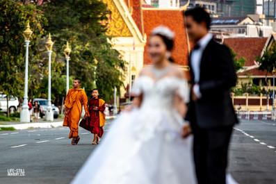"""Tradition and Modernity"" Phnom Penh, Cambodia (2018)"