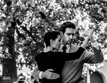 """""""It takes Two to Tango"""" Buenos Aires, Argentina (2015)"""