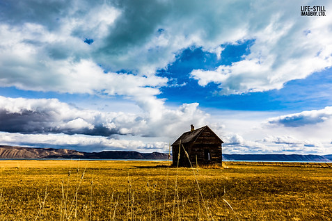 """Home on the Range"" St. Charles, Idaho, U.S.A. (2018)"