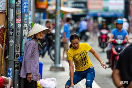 """Her eyes"" Ho Chi Minh City, Vietnam (2018)"