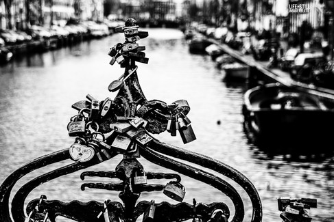 """""""And then there was love..."""" Amsterdam, Holland (2014)"""
