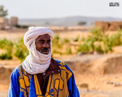 """""""L'Amazigh"""" Merzouga, Morocco (2017)"""