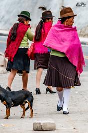 """The Gossips"" Chugchilán, Ecuador (2015)"
