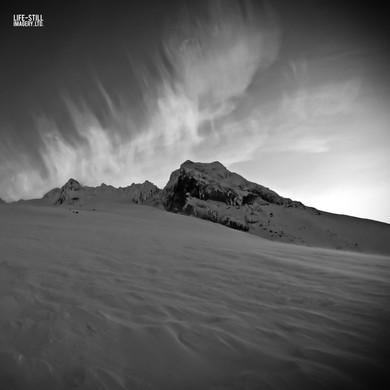 """The Return of the Climbers"" Mt. Hood, Oregon (2013)"