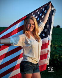 4th of July, portrait photographer