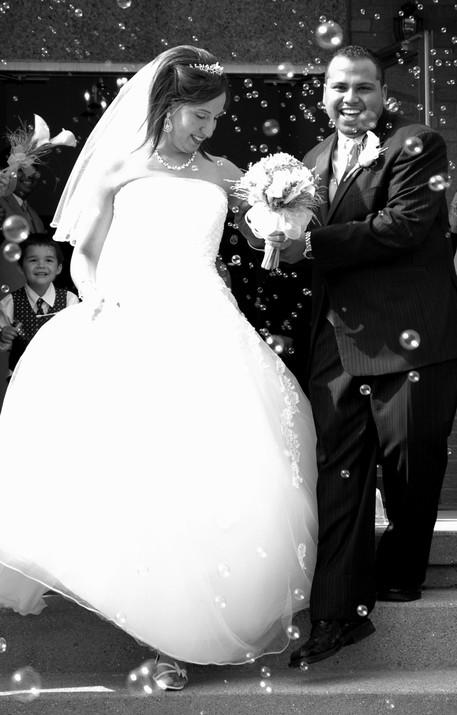 Weddings with David B Photography