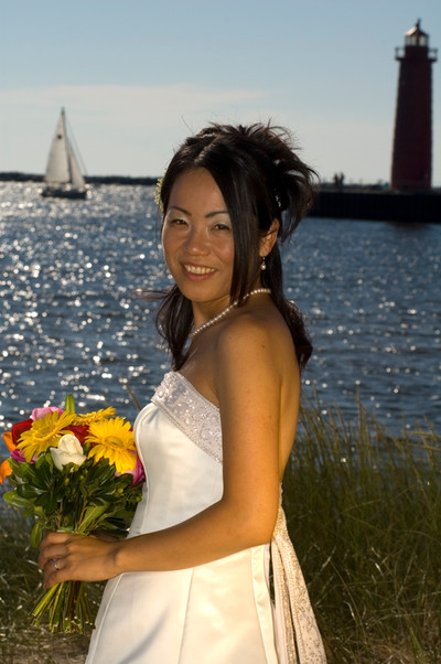 the bridge wedding photographer
