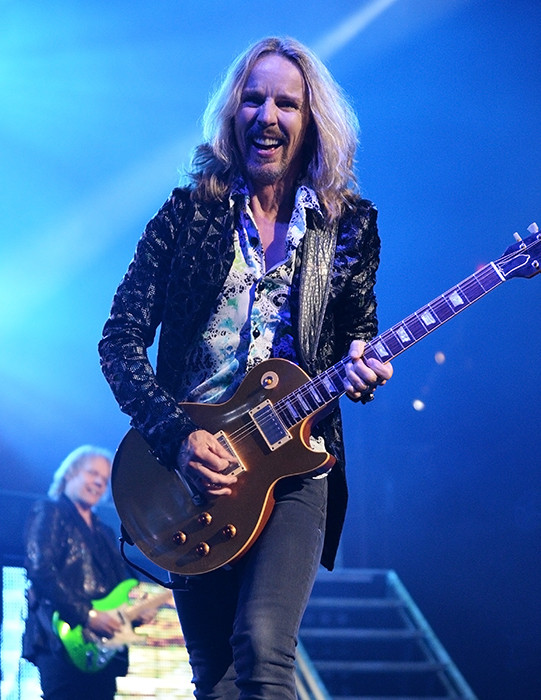 Tommy Shaw of Styx in concert Oklahoma City