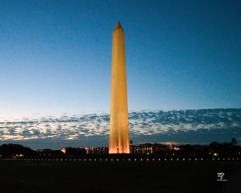 Washington at daybreak