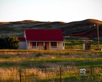 Oklahoma Farm House