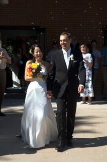 Husband and Wife Wedding photographer