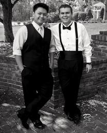 Senior Prom, portrait photography