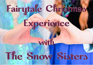 Fairytale Christmas Experience with the
