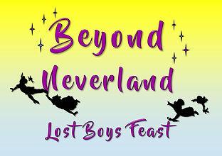 Beyond Imagination NEVERLAND TEA PARTY.j