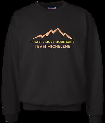 TM - Black Crewneck Sweatshirt