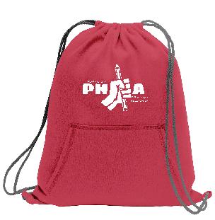 PHEA- Cinch Pack - White Print